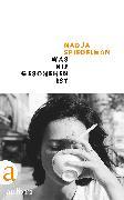Cover-Bild zu Spiegelman, Nadja: Was nie geschehen ist (eBook)