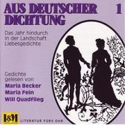 Cover-Bild zu Mörike, Eduard (Beitr.): Aus deutscher Dichtung. Gedichte