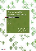 Cover-Bild zu Annuario delle assicurazioni sociali 2021 von Perret, Roland R.