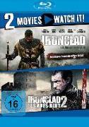 Cover-Bild zu English, Jonathan: Ironclad & Ironclad 2 - Bis aufs Blut