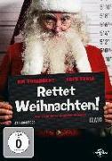Cover-Bild zu Warwick Davis (Schausp.): Rettet Weihnachten