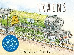 Cover-Bild zu Graham, Ian: Trains