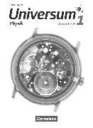 Cover-Bild zu Alboteanu-Schirner, Ana: Universum Physik, Gymnasium - Ausgabe A, Band 1, Lösungen