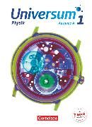 Cover-Bild zu Alboteanu-Schirner, Ana: Universum Physik, Gymnasium - Ausgabe A, Band 1, Schülerbuch
