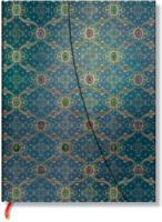Cover-Bild zu French Ornate. Blau Gross liniert