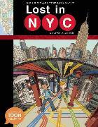 Cover-Bild zu Spiegelman , Nadja: Lost in NYC: A Subway Adventure
