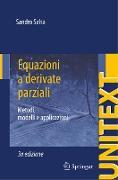 Cover-Bild zu Equazioni a derivate parziali