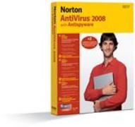 Cover-Bild zu Symantec Norton AntiVirus 15.0 1-3 User Vollversion 2008