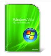 Cover-Bild zu Microsoft Windows Vista Home Premium Vollversion