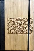 Cover-Bild zu Notizbuch Bambus GVA_Swiss_Icons102