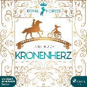 Cover-Bild zu eBook Kronenherz (Royal Horses 1)