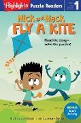 Cover-Bild zu eBook Nick and Nack Fly a Kite