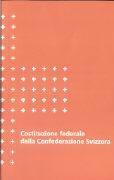 Cover-Bild zu Costituzione federale della Confederazione Svizzera