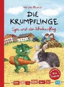 Cover-Bild zu Erst ich ein Stück, dann du - Die Krumpflinge - Egon und der Schulausflug