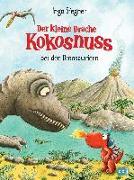 Cover-Bild zu Der kleine Drache Kokosnuss bei den Dinosauriern
