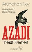 Cover-Bild zu Roy, Arundhati: Azadi heißt Freiheit