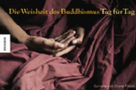 Cover-Bild zu Die Weisheit des Buddhismus - Tag für Tag