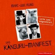 Cover-Bild zu Das Känguru-Manifest (Känguru 2)