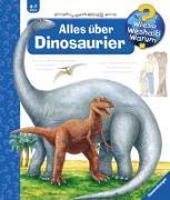 Cover-Bild zu Alles über Dinosaurier
