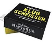 Cover-Bild zu Klugscheisser - Black Edition