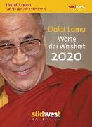 Cover-Bild zu Dalai Lama - Worte der Weisheit 2020 Tagesabreißkalender