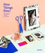Cover-Bild zu Gestalten: First Things First!