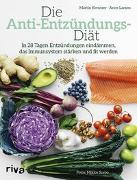 Cover-Bild zu Die Anti-Entzündungs-Diät von Kreutzer, Martin
