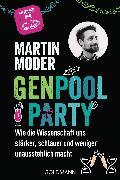 Cover-Bild zu Genpoolparty von Moder, Martin