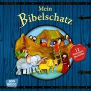 Cover-Bild zu Mein Bibelschatz von Brandt, Susanne