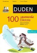 Cover-Bild zu 100 spannende Diktate 2. bis 4. Klasse von Schauer, Sandra