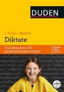 Cover-Bild zu Wissen - Üben - Testen: Deutsch - Diktate, 4. Klasse von Holzwarth-Raether, Ulrike