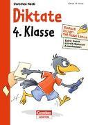 Cover-Bild zu Einfach lernen mit Rabe Linus - Diktate 4. Klasse von Raab, Dorothee