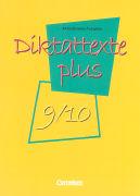 Cover-Bild zu Diktattexte plus 9./10. SJ. Textsammlung von Dohrn, Antje