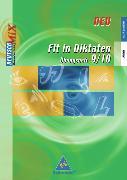 Cover-Bild zu Fit in Diktaten 9./10. SJ. Übungsheft von Drieschner, Joachim