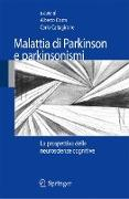 Cover-Bild zu Malattia di Parkinson e parkinsonismi von Costa, Alberto (Hrsg.)