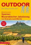 Cover-Bild zu Spanien: Mozarabischer Jakobsweg. 1:150'000 von Hennemann, Michael