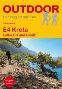 Cover-Bild zu E4 Kreta Lefka Ori und Lasithi. 1:75'000 von Bublak, Jonas