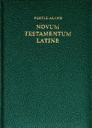 Cover-Bild zu Novum Testamentum Latine von Aland, Barbara und Kurt (Hrsg.)