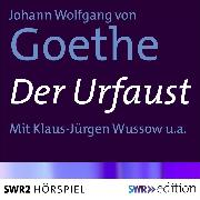 Cover-Bild zu Der Urfaust (Audio Download) von Goethe, Johann Wolfgang von