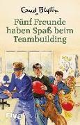 Cover-Bild zu Fünf Freunde haben Spaß beim Teambuilding (eBook) von Vincent, Bruno