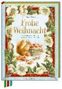 Cover-Bild zu Frohe Weihnacht von Bastin, Marjolein (Illustr.)