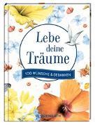 Cover-Bild zu Lebe deine Träume von Bastin, Marjolein (Illustr.)