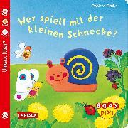 Cover-Bild zu Baby Pixi 50: VE 5 Wer spielt mit der kleinen Schnecke? (5 Exemplare) von Böhm, Anne