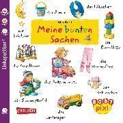 Cover-Bild zu Carlsen Verkaufspaket. Baby Pixi 24: Meine bunten Sachen von Bartl, Ulla (Illustr.)