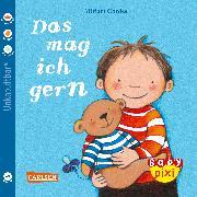 Cover-Bild zu Baby Pixi 41: VE 5 Das mag ich gern von Cordes, Miriam