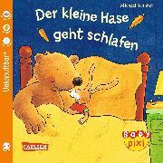 Cover-Bild zu Carlsen Verkaufspaket. Baby Pixi 34. Der kleine Hase geht schlafen von Schober, Michael (Illustr.)