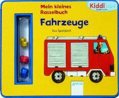 Cover-Bild zu Fahrzeuge von Müller, Bärbel