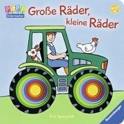 Cover-Bild zu Große Räder, kleine Räder von Prusse, Daniela