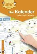 Cover-Bild zu Der Kalender 1./2. Schuljahr von Saam, Maren