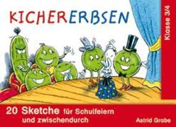 Cover-Bild zu Kichererbsen 3/4 von Grabe, Astrid
